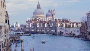 Venice Slow Motion   Shot on Panasonic LUMIX LX100
